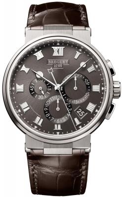 Breguet Marine Chronograph 42.3mm 5527ti/g2/9wv