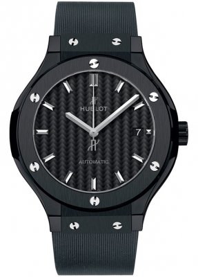 Hublot Classic Fusion Automatic Black Magic Ceramic 38mm 565.cm.1771.rx