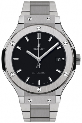 Hublot Classic Fusion Automatic Titanium 38mm 565.nx.1171.nx