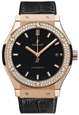 Hublot Classic Fusion Automatic Gold 38mm 565.ox.1181.lr.1104