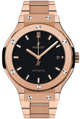 Hublot Classic Fusion Automatic Gold 38mm 565.ox.1181.ox