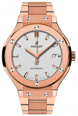 Hublot Classic Fusion Automatic Gold 38mm 565.ox.2611.ox
