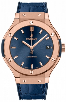 Hublot Classic Fusion Automatic Gold 38mm 565.ox.7180.lr