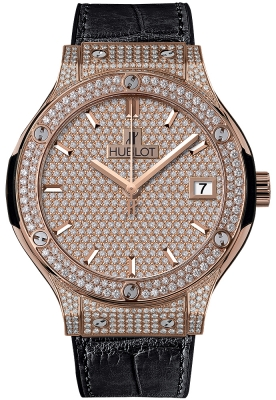 Hublot Classic Fusion Automatic Gold 38mm 565.ox.9010.lr.1704
