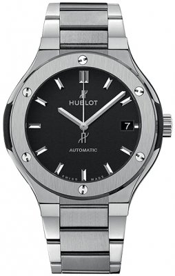 Hublot Classic Fusion Automatic Titanium 38mm 568.nx.1170.nx