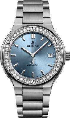 Hublot Classic Fusion Automatic 38mm 568.nx.891L.nx.1204