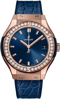 Hublot Classic Fusion Quartz 33mm 581.ox.7180.lr.1104
