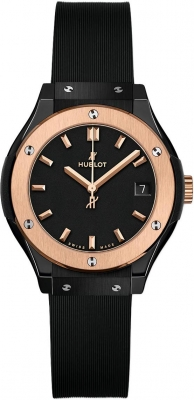 Hublot Classic Fusion Quartz 33mm 581.co.1181.rx