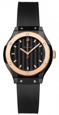Hublot Classic Fusion Quartz Ceramic 33mm 581.co.1781.rx