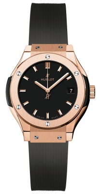 Hublot Classic Fusion Quartz 33mm 581.ox.1181.rx