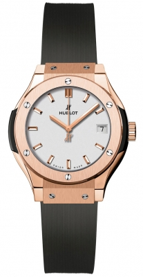 Hublot Classic Fusion Quartz 33mm 581.ox.2611.rx