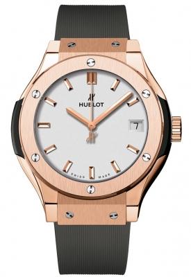 Hublot Classic Fusion Quartz Gold 33mm 581.ox.2611.rx