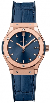 Hublot Classic Fusion Quartz 33mm 581.ox.7180.lr