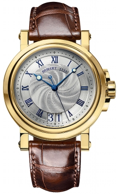 Breguet Marine Automatic Big Date 39mm 5817ba/12/9v8