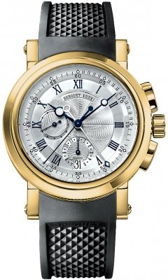 Breguet Marine Chronograph Mens 5827ba/12/5zu