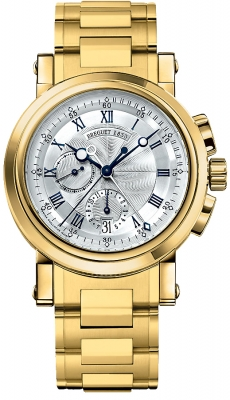 Breguet Marine Chronograph - Mens 5827ba/12/am0