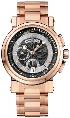 Breguet Marine Chronograph - Mens 5827br/z2/rm0