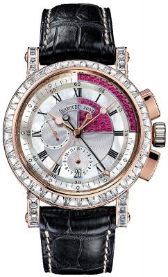 Breguet Marine Chronograph - Mens 5829br/8r/9zu.dd0d