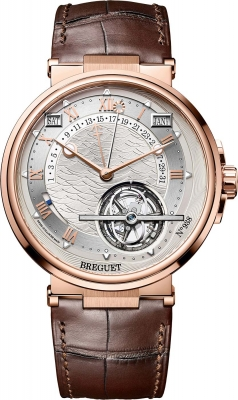 Breguet Marine Equation Of Time Perpetual Tourbillon 43.9mm 5887br/12/9wv