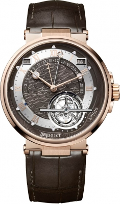Breguet Marine Equation Of Time Perpetual Tourbillon 43.9mm 5887br/g2/9wv