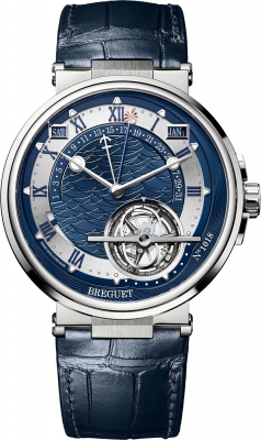 Breguet Marine Equation Of Time Perpetual Tourbillon 43.9mm 5887pt/y2/9wv