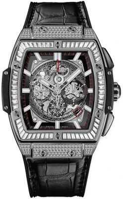 Hublot Spirit Of Big Bang Chronograph 45mm 601.nx.0173.lr.0904