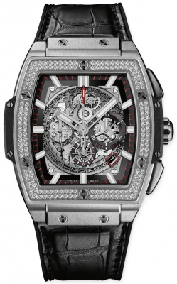 Hublot Spirit Of Big Bang Chronograph 42mm 641.nx.0173.lr.1104