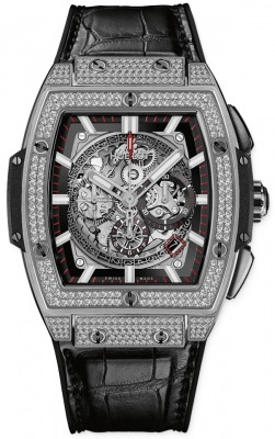Hublot Spirit Of Big Bang Chronograph 45mm 601.nx.0173.lr1704