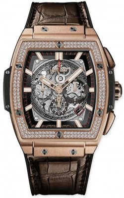 Hublot Spirit Of Big Bang Chronograph 45mm 601.OX.0183.LR.1104