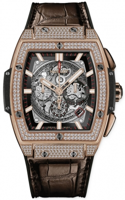 Hublot Spirit Of Big Bang Chronograph 45mm 601.ox.0183.lr.1704