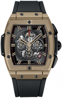 Hublot Spirit Of Big Bang Chronograph 45mm 601.mx.0138.rx