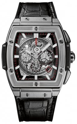 Hublot Spirit Of Big Bang Chronograph 45mm 601.nx.0173.lr