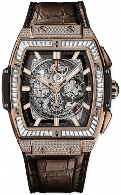 Hublot Spirit Of Big Bang Chronograph 45mm 601.ox.0183.lr.0904