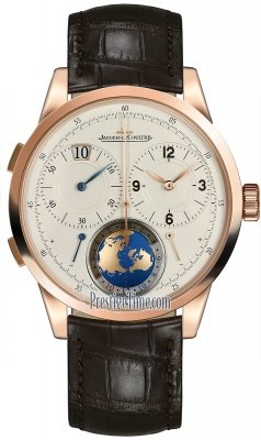 Jaeger LeCoultre Duometre Unique Travel Time 42mm 6062520