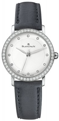 Blancpain Villeret Ultra Slim Ladies Automatic 29mm 6102-4628-95