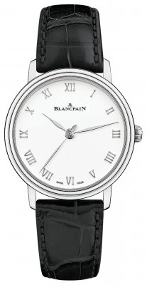 Blancpain Villeret Ultra Slim Automatic 29.2mm 6104-1127-55a