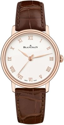 Blancpain Villeret Ultra Slim Automatic 29.2mm 6104-3642-55a
