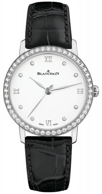 Blancpain Villeret Ultra Slim Automatic 29.2mm 6104-4628-55a