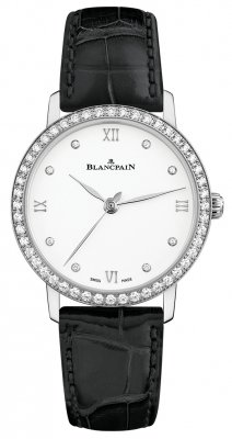 Blancpain Villeret Ultra Slim Automatic 29.2mm 6104-4628-95a