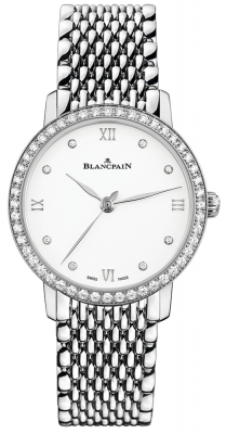 Blancpain Villeret Ultra Slim Automatic 29.2mm 6104-4628-mmb