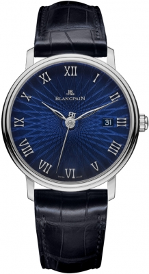 Blancpain Villeret Ultra Slim Automatic 38mm 6223c-1529-55a