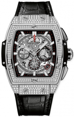 Hublot Spirit Of Big Bang Chronograph 42mm 641.nx.0173.lr.1704