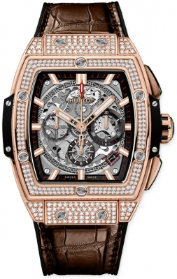 Hublot Spirit Of Big Bang Chronograph 42mm 641.ox.0183.lr.1704