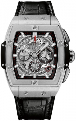 Hublot Spirit Of Big Bang Chronograph 42mm 641.nx.0173.lr