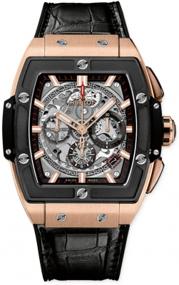 Hublot Spirit Of Big Bang Chronograph 42mm 641.om.0183.lr