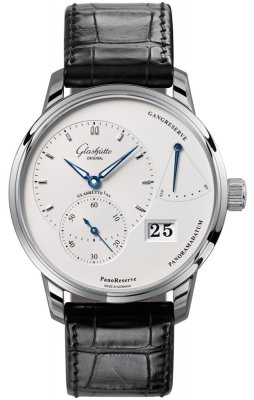 Glashutte Original PanoReserve Manual Wind 40mm 1-65-01-22-12-04