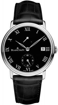 Blancpain Villeret 8 Days Manual Wind 6614-3437-55b