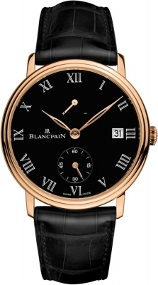Blancpain Villeret 8 Days Manual Wind 6614-3637-55b