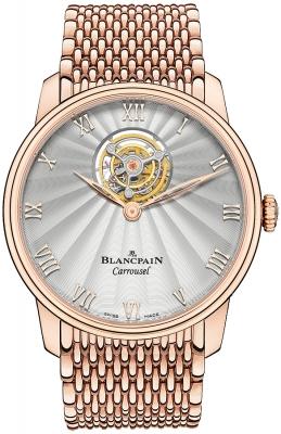 Blancpain Villeret Carrousel 42mm 66228-3642-mmb