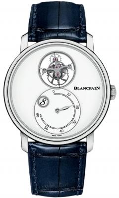 Blancpain Villeret Tourbillon Jump Hours Retrograde Minutes 42mm 66260-3433-55b